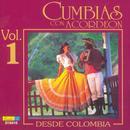 Cumbias Con Acordeon Desde Colombia, Vol. 1 thumbnail