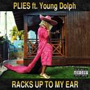 Racks Up To My Ear (Feat. Young Dolph) (Explicit) (Single) thumbnail
