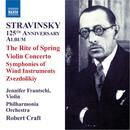 Stravinsky: 125th Anniversary Album: The Rite Of Spring - Violin Concerto thumbnail