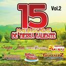 15 Mas Buscadas De Tierra Caliente, Vol. 2 thumbnail