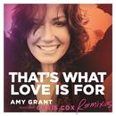 That's What Love Is For (Remixes) thumbnail