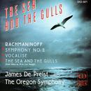 Rachmaninov, S.: Symphony No. 2 / Vocalise / Respighi, O.: Rachmaninov - the Sea and Seagulls (Oregon Symphony, De Preist) (The Sea and the Gulls) thumbnail