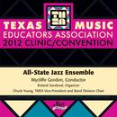 2012 Texas Music Educators Association (TMEA): All-State Jazz Ensemble thumbnail