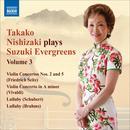 Takako Nishizaki Plays Suzuki Evergreens, Vol. 3 thumbnail
