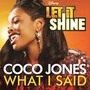"""What I Said (From """"Let It Shine"""") thumbnail"""