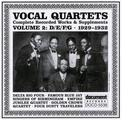 Vocal Quartets Vol. 2 D/E/F/G (1929-1932) thumbnail