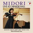 Midori: Live At Carnegie Hall thumbnail