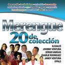 Merengue - 20 De Coleccion thumbnail