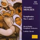 Moyzes: Symphonies Nos. 1 And 2 thumbnail
