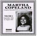 Martha Copeland Vol. 1 (1923-1927) thumbnail