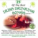 25 Of The Best Irish Drinking Songs Volume 1 thumbnail