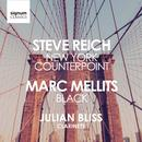 Steve Reich: New York Counterpoint / Marc Mellits: Black thumbnail