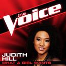 What A Girl Wants (The Voice Performance) (Single) thumbnail