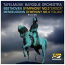 Beethoven: Symphony No. 3 (Eroica) / Mendelssohn Symphony No. 4, (Italian) thumbnail