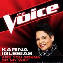 Are You Gonna Go My Way (The Voice Performance) (Radio Single) thumbnail