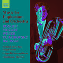 Euphonium Music: Roggen, D. / Mozart, W.A. / Weber, C. / Tchaikovksy, P. / Balissat, J. thumbnail