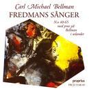 Carl Michael Bellman: Fredmans Sånger, Nos. 40-65, Vols. 3-4 thumbnail