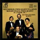 Strauss: String Quartet in A Major Op.2 - Kreisler: String Quartet in A Minor thumbnail