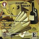 Brian: Symphonies Nos. 5, 19 & 27 thumbnail