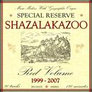 Special Reserve 1999-2007 - Red Volume thumbnail