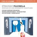 Stravinsky, I.: Pulcinella / Symphony In 3 Movements / 4 Etudes thumbnail