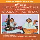 Live - Ustad Salamat Ali Khan & Sharafat Ali Khan thumbnail