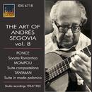 The Art Of Andrés Segovia, Vol. 8 thumbnail