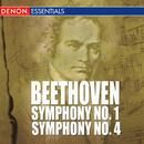 Beethoven: Symphony No. 1 / Symphony No. 4 thumbnail