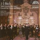 Bach: Violin Concertos Nos. 1 & 2, Concertos for 2 Violins and Strings thumbnail
