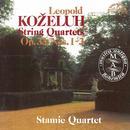 Kozeluh: String Quartets Nos 1-3, Op. 33 thumbnail