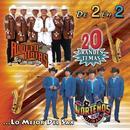 De 2 En 2 - 20 Grandes Temas...Lo Mejor Del Sax... Adolfo Urias + Nortenos De Ojinaga thumbnail