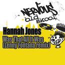 Was That All It Was - Lenny Fontana Mixes thumbnail