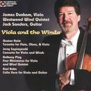 Viola and the Winds - Holst: Terzetto for Flute, Oboe & Viola / Sapieyevski: Concerto for Viola and Winds / Plog: Four miniatures for Viola and Wind Quintet / Kohn: Colla Voce for Viola and Guitar thumbnail