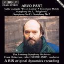 Arvo Pärt: Symphonies 1-3 etc. thumbnail