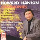 Howard Hanson: Symphonies Nos. 5 & 7; Piano Concerto; Mosaics thumbnail
