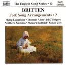 Britten: Folk Song Arrangements, Vol. 2 thumbnail