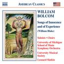 William Bolcom - Songs of Innocence and of Experience (William Blake) / Slatkin, University of Michigan School of Music thumbnail