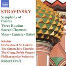 Stravinsky: Symphony Of Psalms thumbnail