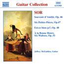 Sor: Guitar Music - Souvenir D'Amitié: Fantaisie, Op. 46; Six Petites Pièces, Op. 47; Est-Ce Bien Ca? - Six Pieces Op. 48; Le Calme - Caprice Op. 50; A La Bonne Heure, Six Waltzes Op. 51 thumbnail