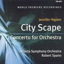 Higdon: City Scape / Concerto For Orchestra thumbnail