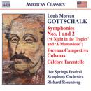 Gottschalk: Symphonies Nos. 1 & 2; Escenas Campestres Cubanas; Célèbre Tarantelle thumbnail