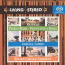 Respighi: Pines Of Rome; Fountains Of Rome; Debussy: La Mer thumbnail