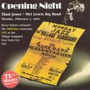 Opening Night: Thad Jones & Mel Lewis Big Band at the Village Vanguard February 7, 1966 thumbnail