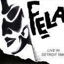 Live In Detroit 1986 thumbnail