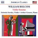 William Bolcom: Violin Sonatas thumbnail