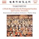 Takemitsu: A Flock Descends Into The Pentagonal Garden thumbnail