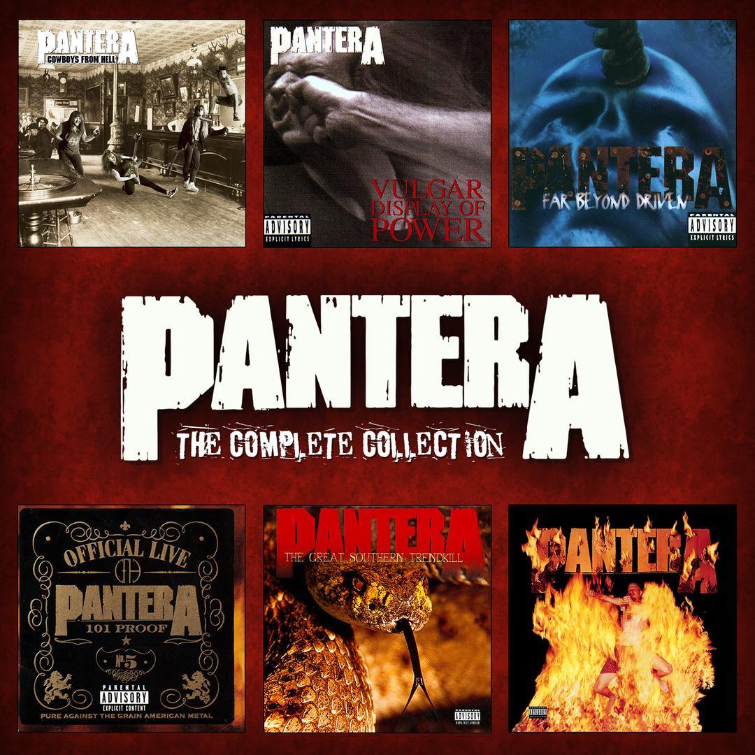 Cowboys From Hell by Pantera - Pandora