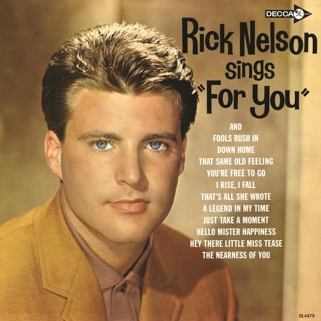 Garden Party by Ricky Nelson - Pandora