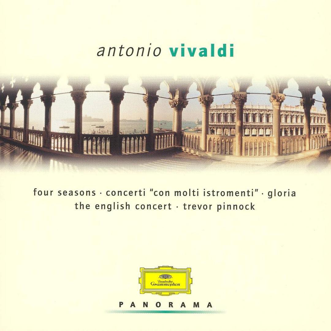 Vivaldi: Concerto for 2 Mandolins in G Major, RV 532: II  Andante by